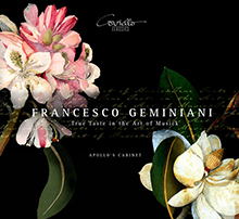 Francesco Geminiani - True Taste in the Art of Musick